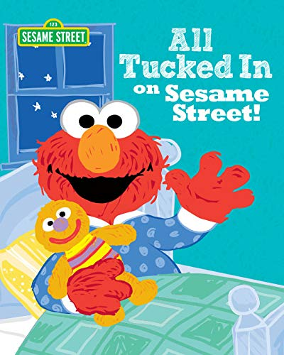 All Tucked In on Sesame Street! (My First Big Storybook) (English Edition)