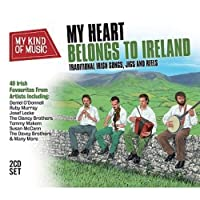 MY KIND OF MUSIC - MY HEART BELONGS TO IRELAND