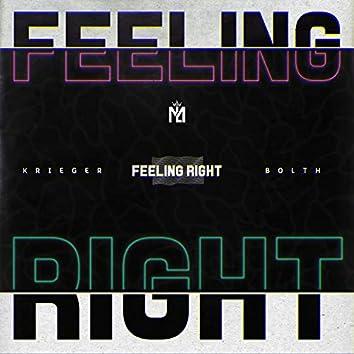 Feeling Right
