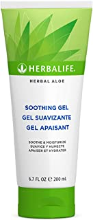 Herbal Aloe Soothing Gel 6.7 Fl. Oz./200 ml Ideal For Smoother and Softer Skin