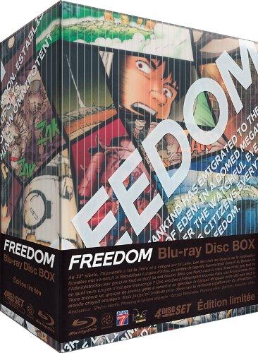 Freedom (auteur d'Akira) - Intégrale - Edition Limitée [4 Blu-ray + Livret]