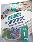 Best Body Nutrition Superfood Porridge - Blueberry Vanilla - 50 g bag