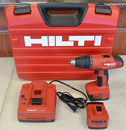 Hilti 03431126 SF 144-A 2.6 Cordless Drill Driv