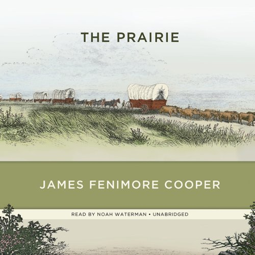 The Prairie audiobook cover art