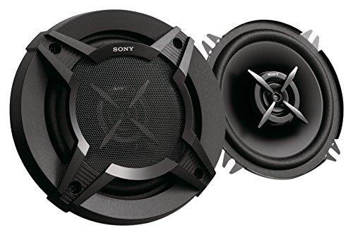 Sony XSFB1320.EUR 13 cm 2-Wege Auto-Lautspecher mit 230 Watt Maximalleistung schwarz