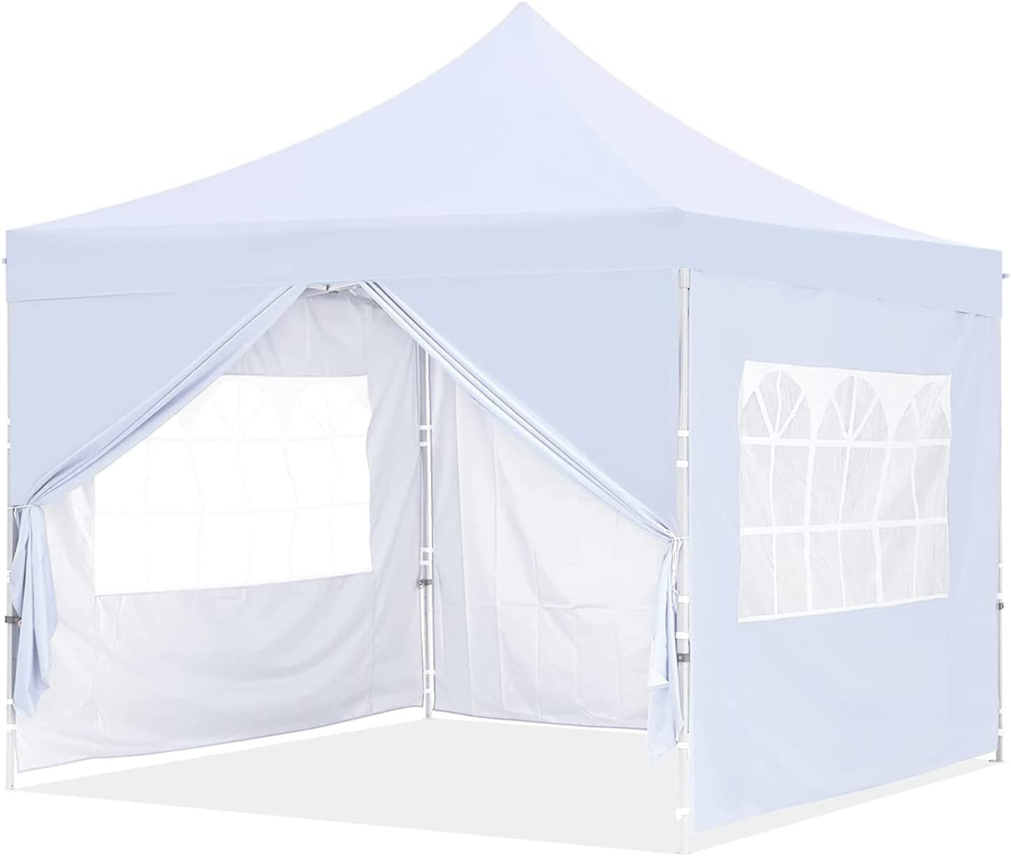 DOIT 10x10 Ft Outdoor Super sale period limited Pop Up Canopy Instant Tent Popular shop is the lowest price challenge Folding