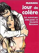Giuseppe Bergman, Les Aventures africaines de Giuseppe Bergman - Jour de colère de Milo Manara