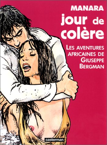 Giuseppe Bergman, Les Aventures africaines de Giuseppe Bergman