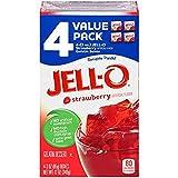 Jell-O Strawberry Gelatin Mix (12 oz Box)