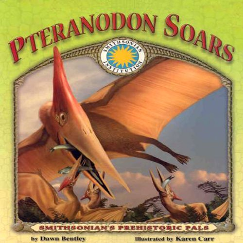 Pteranodon Soars audiobook cover art