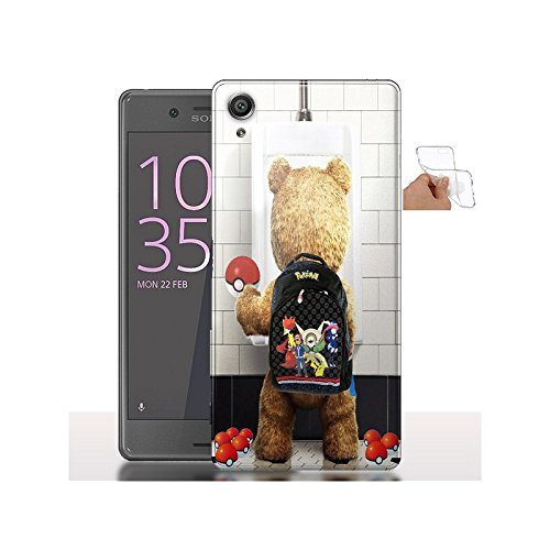 My-Coque Coque en Gel Sony Xperia X Performance Pokemon Teddy