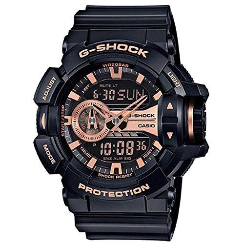 Relógio Casio G- Shock Anadigi Masculino GA-400GB-1A4DR