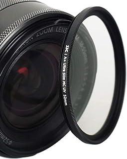 JJC 52mm Multi-Coated Ultraviolet UV Filter for Lens with 52mm Filter Thread eg. for Nikon NIKKOR 18-55mm, Canon EF-M 18-5...