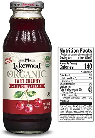 Lakewood Tart Cherry Concentrate 12 5 Oz 6 Pack product image