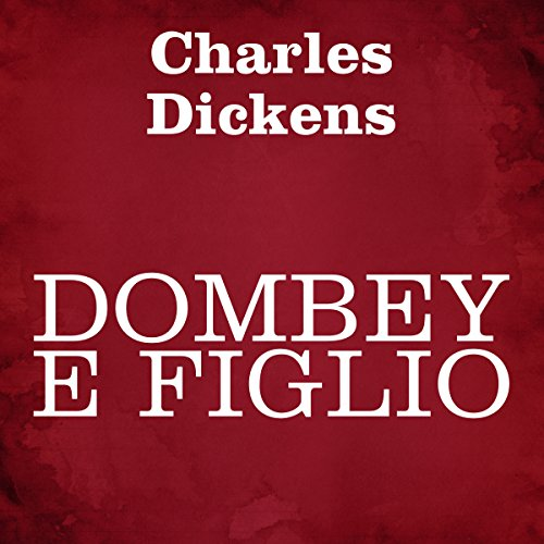 Dombey e figlio audiobook cover art