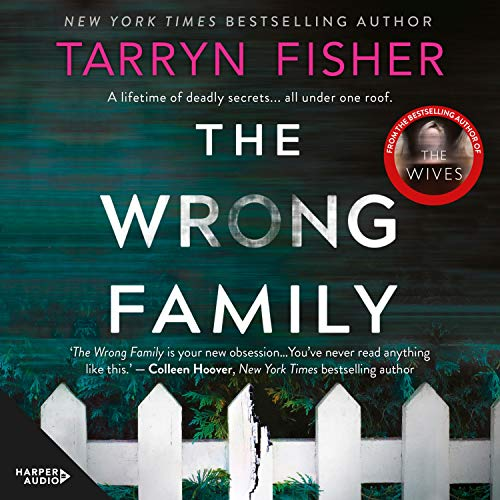 The Wrong Family cover art