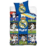 Real Madrid Single Duvet Set PL18