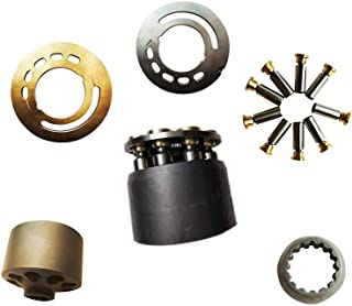 TIMEWAY Pump Parts for Rexroth A10VSO140 Hydraulic Pump Repair Kits Includes:Cylinder Block Piston Shoes Valve Plate Retainer Plate Ball Guide (Pump Repair Kits for A10VSO140)