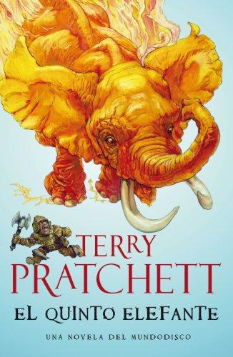 El Quinto Elefante (Mundodisco 24)