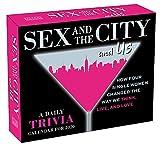 Sex and the City and Us 2020 Calendar: A Daily Trivia Calendar