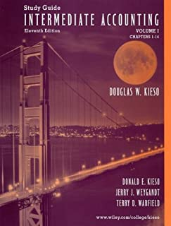 Study Guide to accompany Intermediate Accounting Volume I (Chapters 1-14), 11th Edition
