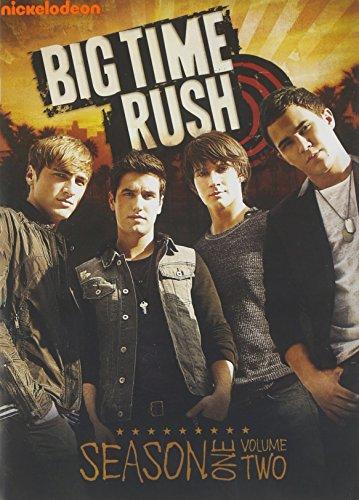 Big Time Rush: Season One V.2 (2 Dvd) [Edizione: Stati Uniti]