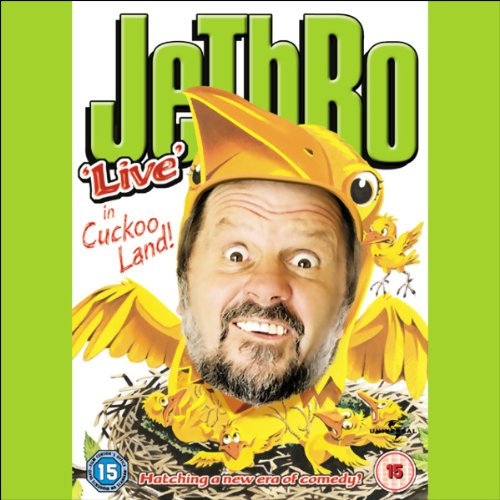 JeThRo in Cuckoo Land audiobook cover art