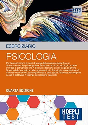 Hoepli Test. Psicologia. Eserciziario.Quarta edizione