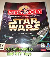 Monopoly Star Wars Edition (輸入版)