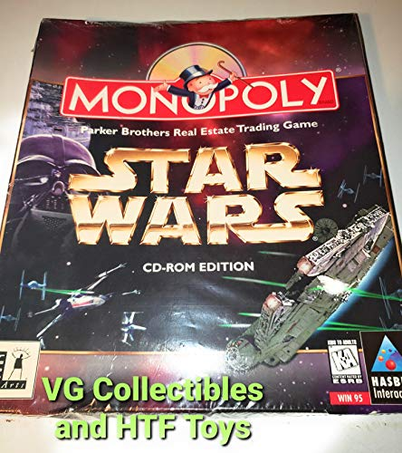 Monopoly Star Wars Cd Rom Game