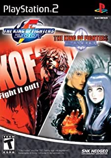 King of Fighters 2000 & 2001 - PlayStation 2