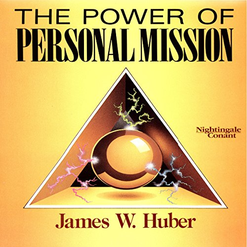 The Power of Personal Mission audiobook cover art