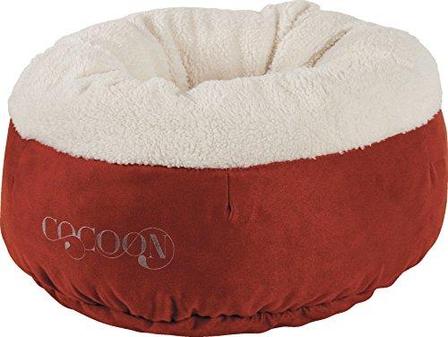 ZOLUX Panier Cocon pour chats, 45 cm - Terracotta