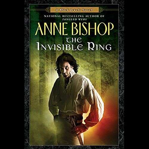 The Invisible Ring audiobook cover art