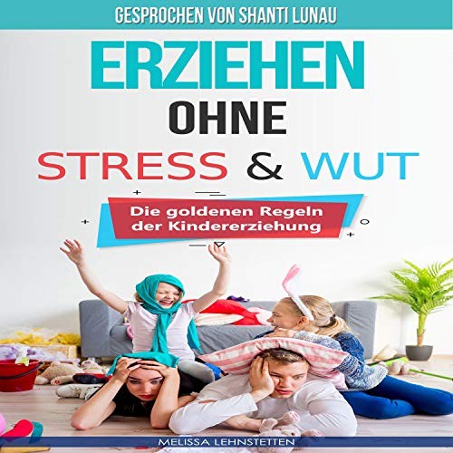 Erziehen ohne Stress & Wut Titelbild