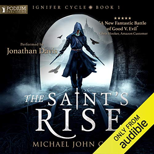 The Saint's Rise cover art