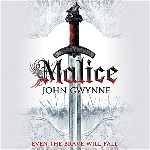 Malice audiobook cover art