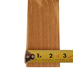 72 inch long x 2.5 x 1/2 inch TEAK edged+planed for benches spearguns decking