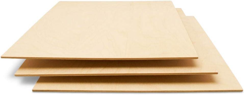 Baltic Birch Plywood 3 Portland Mall mm 1 8 x Pack Craft Wood Inch Popular brand o 20 12