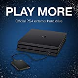 Seagate STGD2000200 2TB HDD Officially Licensed for Playstation Systems , Black