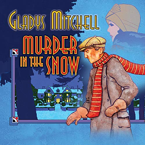Murder in the Snow audiobook cover art