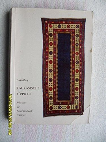 Ausstellung Kaukasische Teppiche. 17.11. bis 16.12.1962