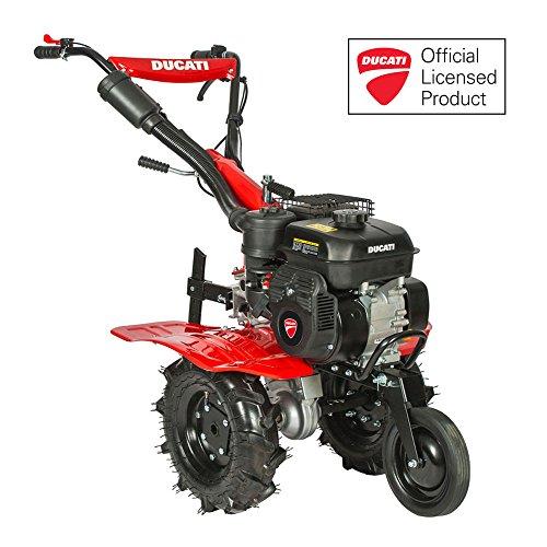 Motoazada de 212cc 7 HP Ducati DTL7000 incluye ruedas agrí