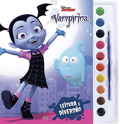 Disney - Aquarela - Vampirina__