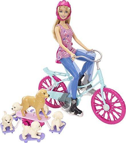Barbie Cld94 - Pedala Coi Cuccioli