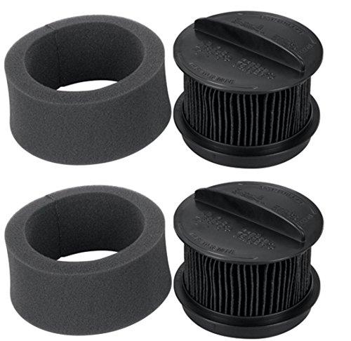 Bissell 32R9 Circular Filter Set (2 pack)