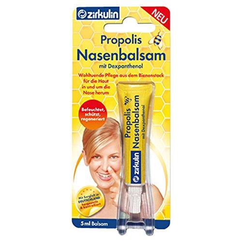 Zirkulin, Propolis Nasenbalsam, 5 ml