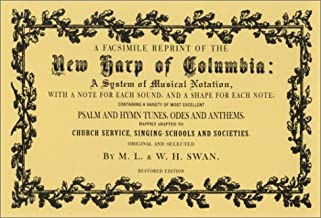 The New Harp Of Columbia, Restored Ed