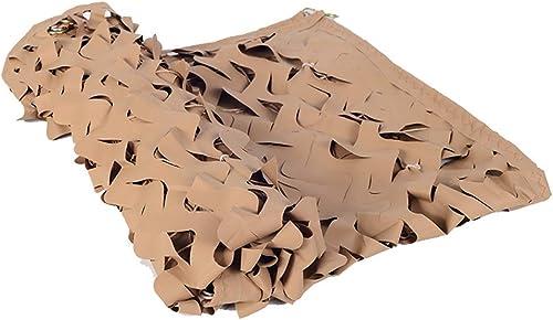 YANGJUN-Filet De Camouflage Crème Solaire Isolation Désert Camouflage Tissu Oxford 210D De Plein Air Champ Personnalisable (Couleur   Vert, Taille   3x6m)