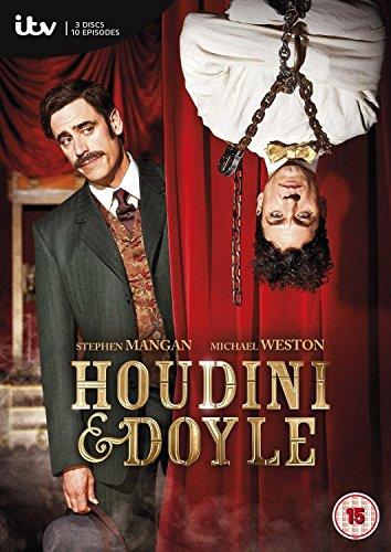 Houdini And Doyle (3 Dvd) [Edizione: Regno Unito] [Edizione: Regno Unito]